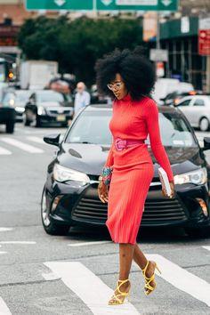 The Best Street Style at New York Fashion Week Spring 2020 Cool Street Fashion, Street Chic, Street Style Women, Estilo Blogger, Blogger Style, Black Girl Fashion, Black Fashion Bloggers, Fashion Blogs, Fashion Women