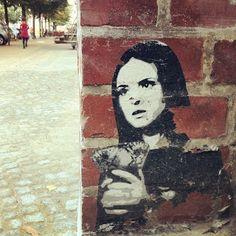 Street art spotted in Berlin