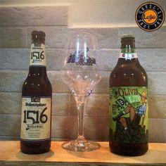 Kit Ceres - Agosto @clubeer  ___ Composto por 2 cervejas artesanais de características mais leves  uma taça exclusiva colecionável diferente a cada mês. Esse é aquele pra quem tá descobrindo esse universo das artesanais ou simplesmente prefere cervejas de menor complexidade. Assim que degusta-las compartilho com vocês! Cheers!  ___ #beer #birra #Bierè #cerveza #cerveja #breja #bier #pornbeer #craftbeerporn #craftbeer #beerporn #beegasm #instabeer #beergram #beeroftheday #bebamenosbebamelhor…