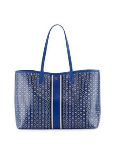 Gemini Link Tote Bag, Jewel Blue