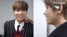 "V Singing ""we don't talk anymore"" and jungkook's impressed Vkook Memes, Bts Memes, Foto Bts, Bts Taehyung, Bts Bangtan Boy, Taekook, Bts Blog, We Dont Talk Anymore, Bts Facebook"