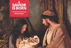 The LDS Church's #ASaviorisBorn Christmas Campaign: You Can Be Part of It!