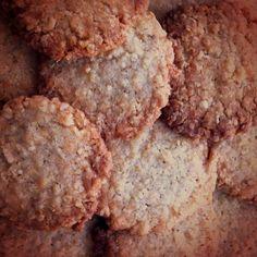Momentjes...: #9 Havermout-kokos koekjes