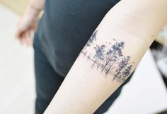 small tree tattoo #ink #Youqueen #girly #tattoos #tree