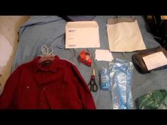 How To ship Clothes and the supplies I use!  Make $$ Selling Clothes on ...