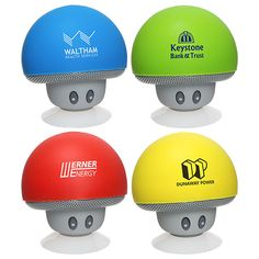 Mini Mushroom Bluetooth Speaker  $11.95 ESP-MR17
