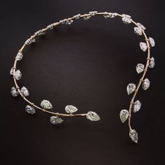 Diamonds on a spring. #taffinjewelry