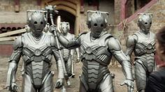 Doctor Who- the Cyberman