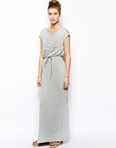 Oysho T-Shirt Maxi Jersey Dress