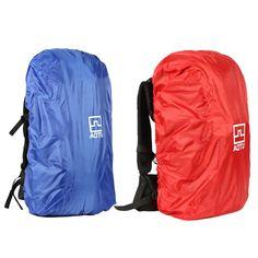 210T polyester taffeta PU coating Backpack rain cover Rain Resist Cover mountaineering Bag Backpack Hiking Camping Waterproof