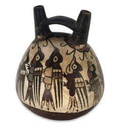 Peru, Nasca culture (200 BC - AD 600)