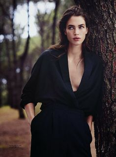 """Into the Woods"" Crista Cober by Will Davidson for Vogue Australia May 2014"