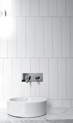 Color Spotlight: Go Crisp and Modern with Calcite | Fireclay Tile Design and Inspiration Blog | Fireclay Tile