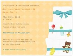Did you know Vistaprint has Flat Invitations and Announcements? Check mine out! Create anything from Business cards to birthday party invites at Vistaprint.com. Get incredible sales, 3-day shipping and more!