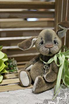 Handmade bunny denko by nataliia tovt
