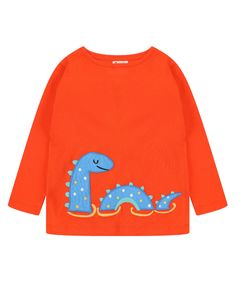 Loch Ness Monster, Unisex, Kind Mode, Pullover, Sweatshirts, Tops, Sweaters, Collection, Fashion