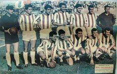 EQUIPOS DE FÚTBOL: REAL VALLADOLID contra Real Oviedo 11/09/1960