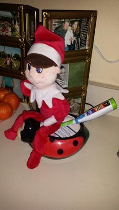 Elf on The shelf funny