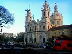 Basilica da Estrela, em Lisboa
