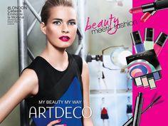 MY BEAUTY MY WAY ARTDECO #Maquillaje Primavera Verano 2015
