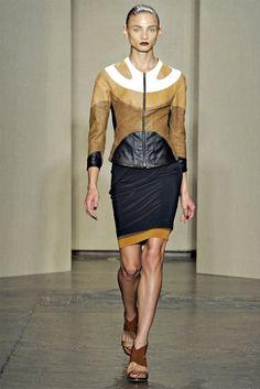 Donna Karan Spring 2012 | New York Fashion Week