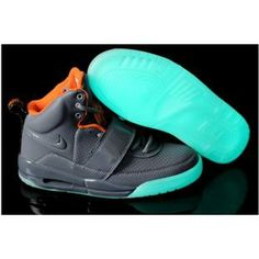 Air Yeezy Glow In The Dark Grey Orange Shoes, cheap Air Yeezy Glow In The Dark, An icon in the making, the Air Yeezy Glow In The Dark is the epitome of ...