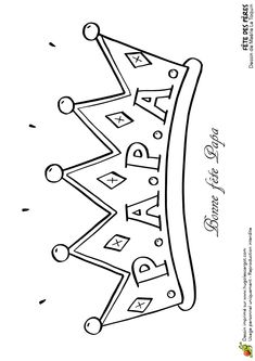 Home Decorating Style 2020 for Coloriage Pour Papa, you can see Coloriage Pour Papa and more pictures for Home Interior Designing 2020 17471 at SuperColoriage. Happy Birthday Papa, Diy Birthday, Fathers Day Crafts, Happy Fathers Day, Christmas Gifts For Him, Gifts For Dad, Colouring Pages, Coloring Pages For Kids, Mother's Day
