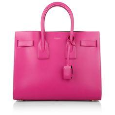 Wonderful! Pink Saint Laurent Medium Carryall Bag www.fashionette.de
