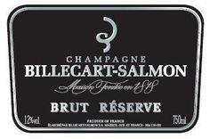 Billecart-SalmonBrut Reserve - France