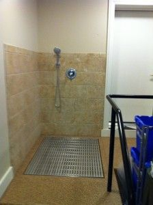 14 best dog washing station images on pinterest dog shower ideas mini shower in the garage dogs muddy boots washing car mats even for hunting season solutioingenieria Images