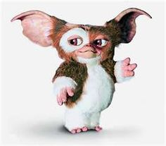 I had to look up Gizmo the gremlin.... Since my 1 year old has this deep funny voice that he uses sometimes so I call him a little gremlin.