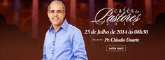EM DEFESA DA FÉ APOSTÓLICA: CAFÉ DO CONSELHO DE PASTORES ESTADO DE SÃO PAULO –...