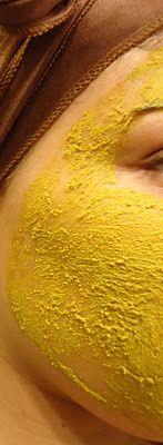 Benefits of Turmeric and turmeric facial