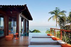 Top 10: as casas de praia de 2012 - Casa Vogue | Arquitetura