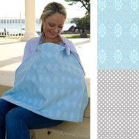 KissKiss HugHug breastfeeding cover $35 (nursingangel.com.au)