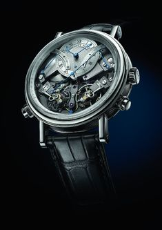 Baselworld 2015: Breguet Tradition Chronographe Indépendant 7077   WatchTime - USA's No.1 Watch Magazine