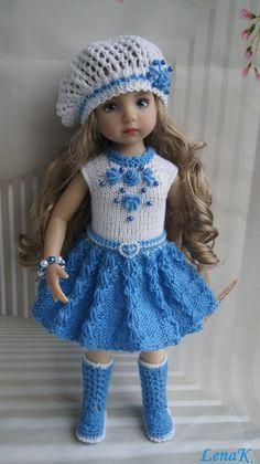"""Единственный в своем роде наряд для куклы 13"""" Дианна Effner Little Darling и Betsy McCall 14""""   Куклы и мягкие игрушки, Куклы, Одежда и аксессуары   eBay!"""