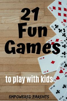 These fun games to play with kids are educational and simple. Grab these ideas for indoor and outdoor games that build a multitude of skills. Have lots of fun while learning. Mind Games For Kids, Fun Mind Games, Games To Play With Kids, Board Games For Kids, Fun Games, Simple Games For Kids, Educational Activities For Preschoolers, Craft Activities For Kids, Family Activities