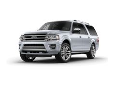 2016 Ford Expedition EL Platinum SUV at Crown Ford Fayetteville