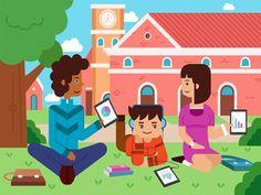 The Path to Digital Citizenship | Edutopia