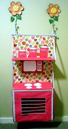 Play Kitchen epattern. Store away when not by sweetiepiesmonkeys