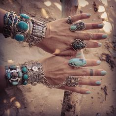 Gipsy style i love this style
