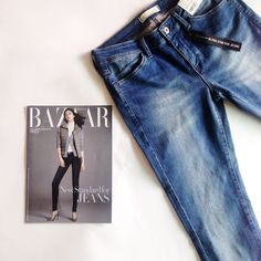 Ultra Stretch Jeans by UNIQLO