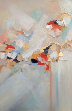 Blaire wheeler abstract art www.blairewheelerart.com #OilPaintingAbstract #OilPaintingInspiration #OilPaintingFashion #abstractart