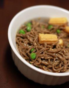 Runs With Spatulas: Szechuan Noodles