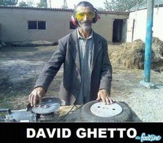 Funny pictures about David Ghetto. Oh, and cool pics about David Ghetto. Also, David Ghetto photos. Ghetto Humor, Ghetto Funny, Bad Family Photos, Mau Humor, Young Buck, Wicked Game, Best Dj, David Guetta, Funny Pictures