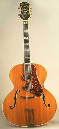 An Electric Epiphone Emperor Jazz Guitar, Music Guitar, Guitar Amp, Cool Guitar, Playing Guitar, Ukulele, Semi Acoustic Guitar, Gibson Epiphone, Archtop Guitar