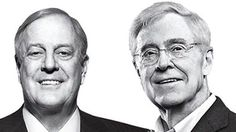 The Koch Brothers' political arm is getting involved in six Ohio statehouse races, suggesting the GOP-held seats are vulnerable to a blue wave. Rich People, Black People, John Jay College, Climate Change Denial, Koch Brothers, Emma Thompson, Us Government, Us Politics, Public Relations