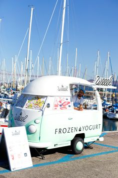 Froyo truck in Portugal Belem Portugal, Spain And Portugal, Portugal Travel, Spain Travel, Best Places In Portugal, Learn Portuguese, Flight Attendant Life, Most Beautiful Cities, Oh The Places You'll Go
