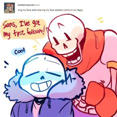 His picture is ford pines which makes this picture even better. I'm just imagining him meeting them and calling them skeleton dorks Undertale Comic Funny, Undertale Fanart, Undertale Au, Sans And Papyrus, Toby Fox, Underswap, Undertale Drawings, Indie Games, Bad Timing